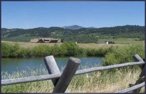 Mountain Views from Salt River Cove Development