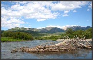 The Salt River Runs Thru Granite Ridge, WY